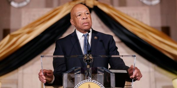The late Elijah Cummings, a key player in the Trump impeachment inquiry, was signing subpoenas from his hospital bed
