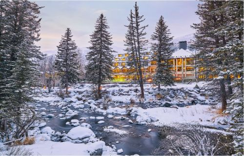Hyatt Expands Into The Heart Of The Colorado Rockies With New Grand Hyatt Hotel In Vail, Colo. Grand Hyatt Vail marks the luxury Grand Hyatt brand's first U.S. mountain resort
