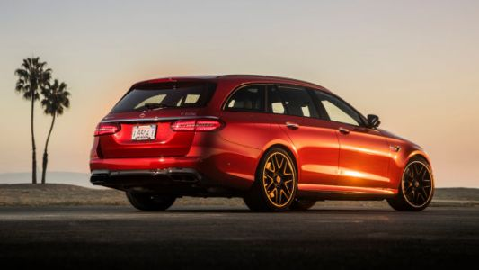 Mercedes Recalls 4,800 E-Class Wagons For The Potential For Their Spoilers To Fly Off