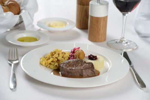 SWISS brings the cuisine of the Bernese Oberland aboard