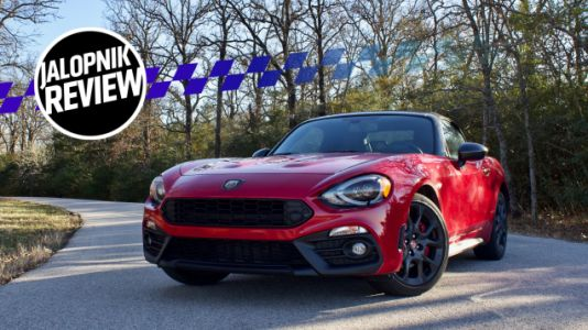 The 2018 Fiat 124 Spider Abarth Is a Fantastic Little Roadster That Needs a Reality Check