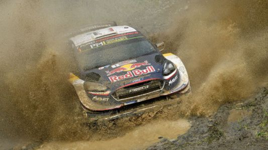 The World Rally Championship Cannot Dethrone Its King