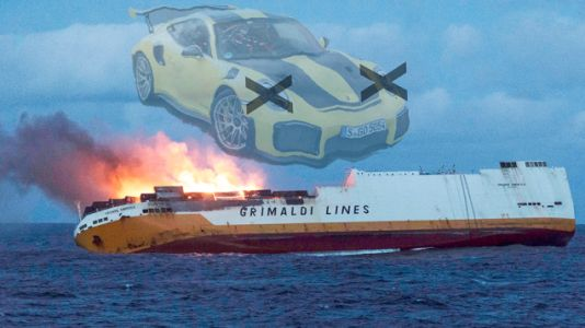 Porsche 911 GT2 RS Reportedly Going Back Into Production After Cargo Ship Sinks With Customer Cars
