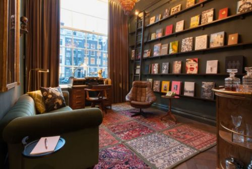 Literary Stays at Luxury Hotels for World Book Day