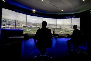U.K. air-traffic controllers to manage record 9,000 flights on May 24; 1 new aircraft every 10 secs