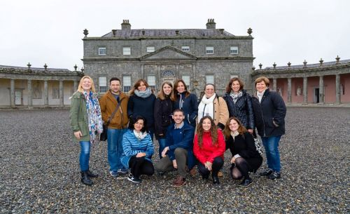 Spanish travel professionals say Olé to Ireland