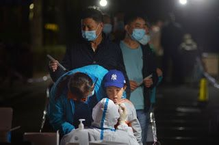 Mainland China reports 13 new COVID-19 cases, same as a day earlier