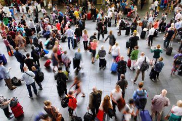 14 of the Most Irritating People You Meet at Every Single Airport