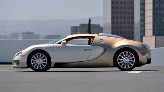 A Bugatti Veyron Rental Costs $20,000 a Day But Most People Aren't Renting Them to Drive
