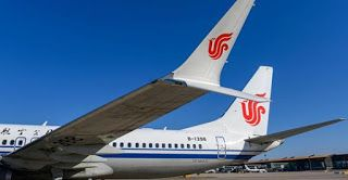 China not taking Boeing 737 MAX 8 airworthiness certificate applications