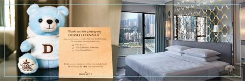 Love the Earth, and the Next Generation through the Dorsett Ecovalue+ Program at Dorsett Wanchai