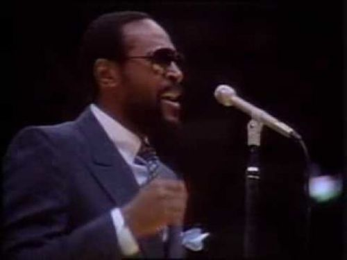Marvin Gaye - 'The Star-Spangled Banner'