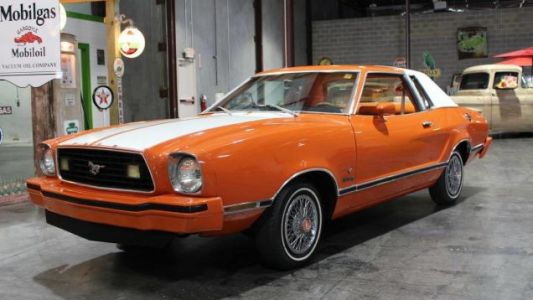 At $18,700, Could This 1977 Ford Mustang II Prove An Electrifying Deal?