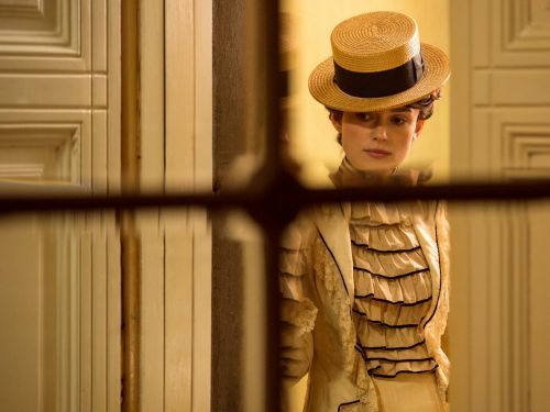 'Colette' is a witty, painfully relevant film that sees Keira Knightley at her best