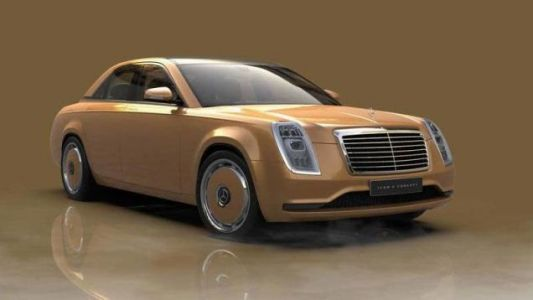 This Mercedes-Benz Icon E Concept Is the Modern W114 You Didn't Know You Needed