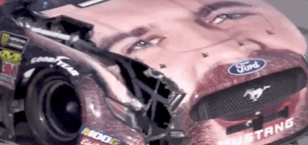 Corey LaJoie Faces the Music