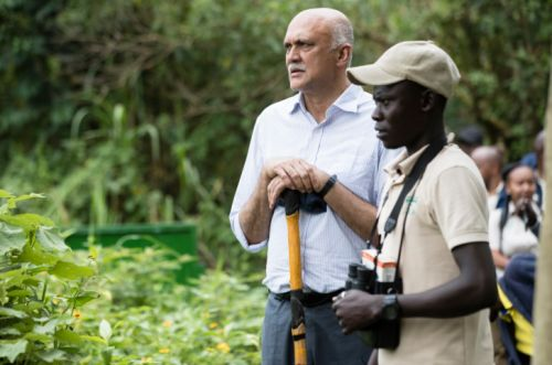 Praveen Moman, CEO of Volcanoes Safaris, Talks Conservation Tourism