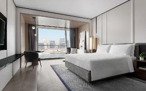 JW Marriott Debuts First Marquis Hotel in China, JW Marriott Marquis Hotel Shanghai Pudong