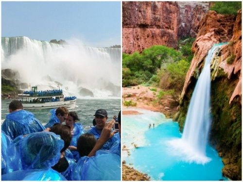 America's most-visited tourist attractions - and where to go instead