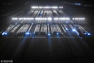 Over 200 mln railway trips made during Spring Festival travel rush