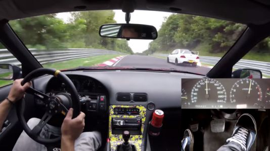 Yes But How Does The Archetypal Drift Car Handle The Nürburgring