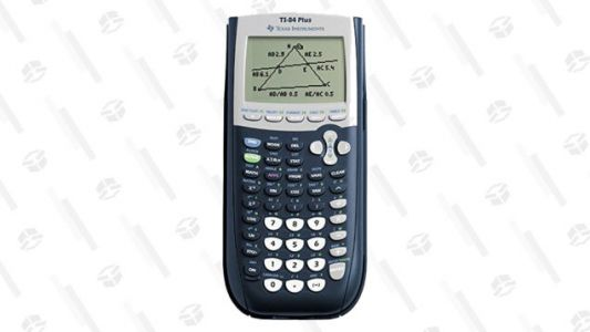 A Texas Instruments Graphing Calculator, Plus $88, Equals a Great Deal