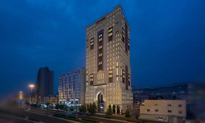 Park Inn By Radisson Opens Its Second Hotel In The Holy City Of Makkah