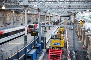 Network Rail Awards Contract Worth Up To £135m To Story