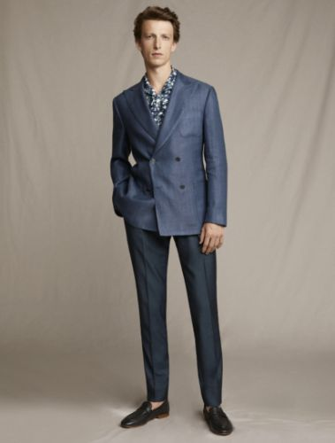 Men's Fashion: Superior Suiting