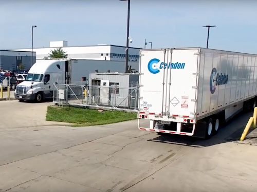 Bankrupt trucker Celadon told laid off employees that they've lost health insurance and won't receive unused vacation time pay - read the full letter here