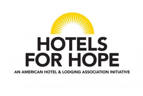 US Hotels Join Hotels For Hope to Aid Covid-19 Response