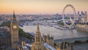 London and New York are top business travel destinations for U.S. business travellers