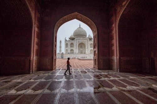 Taj Mahal Photography Tips for a Short Visit