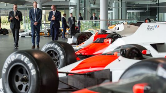 McLaren Sold Its Iconic Headquarters For $236 Million