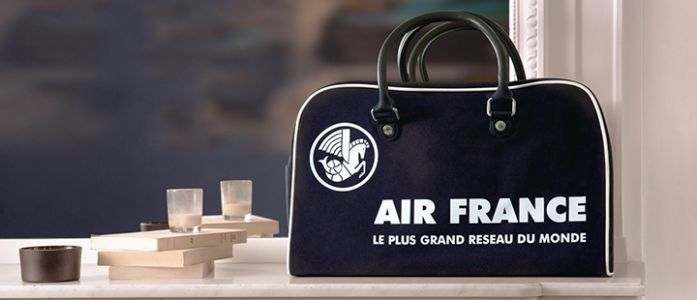 Air France Shopping Presents ITS New Vintage Collection