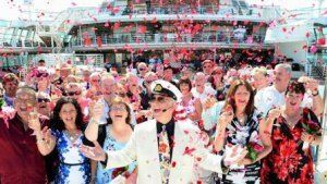 Princess Cruises to host largest renewal of vows ceremony at sea