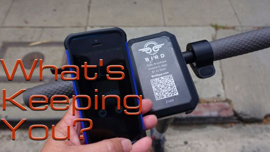 Sunday Musing: What's Stopping You From Using CarShare, Bike Share, Shared Mobility Programs?