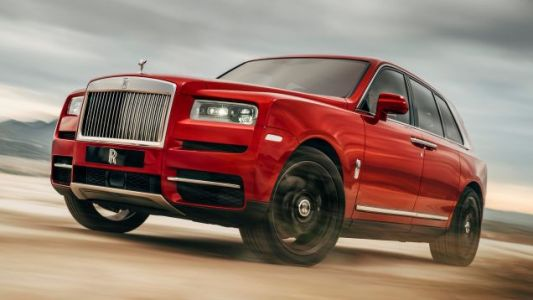 Rolls-Royce Can't Keep Up With Demand For The Cullinan SUV