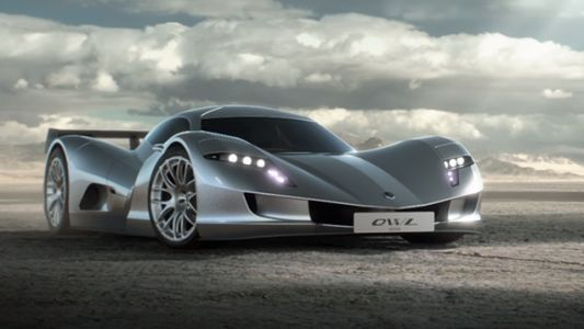 Japan's Aspark Owl Electric Hypercar Now Has1,150 HP and Goes For $3.6 Million