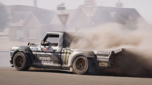 Ken Block Slays Tires In Four Cars And A Truck To Make Gymkhana 10 As Awesome As Ever