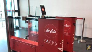 AirAsia FACES facial recognition boarding passes launched in Senai Airport