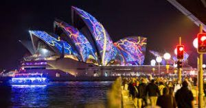 Australia gears up to host crowd attracting Vivid Sydney event