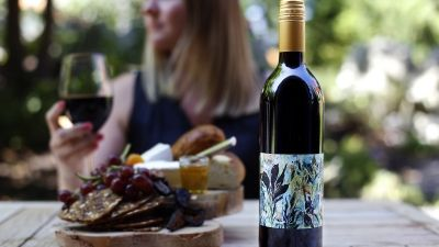 British Columbia's Art and Wine Collide at Four Seasons Resort Whistler