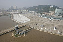 Q1 records 17 pct passenger increase in Macao airport
