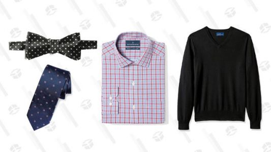 Class Up Your Wardrobe with This Gold Box Sale
