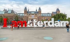 'I Amsterdam' sign removed from Amsterdam council to counter mass tourism