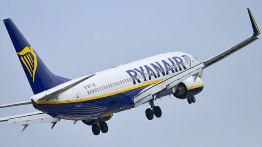 Ryanair to cease operations from most Irish Airports temporarily
