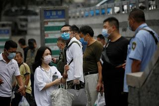 China reports eight new mainland coronavirus cases as of July 12