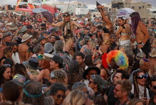 Surreal photos from Burning Man take you deep inside the madness