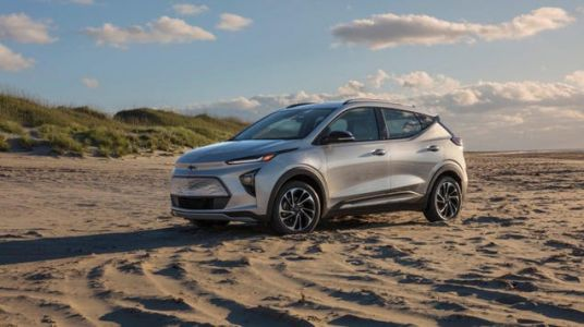 Lifted Chevy Bolt Loses 12 Miles Of Range, Gains Nothing